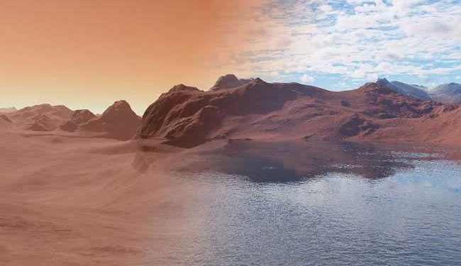 Researchers might have figured out where all water on Mars disappeared