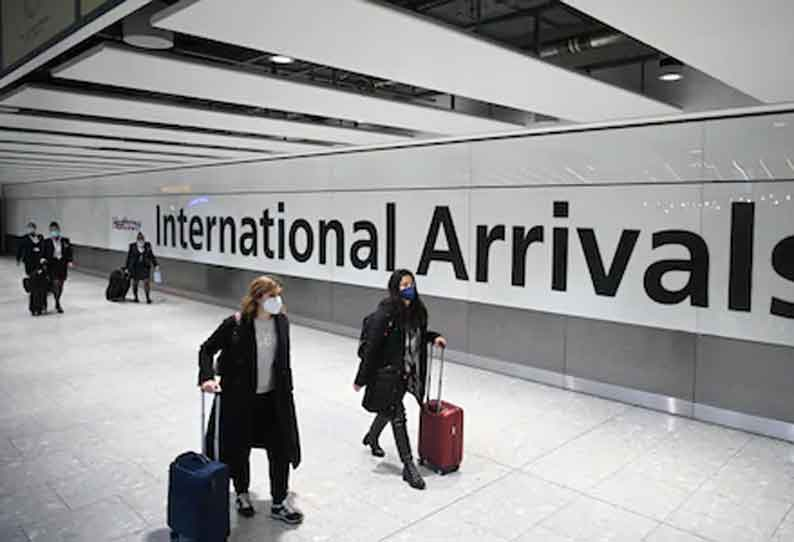 COVID-19: UK To Close All Travel Corridors Monday