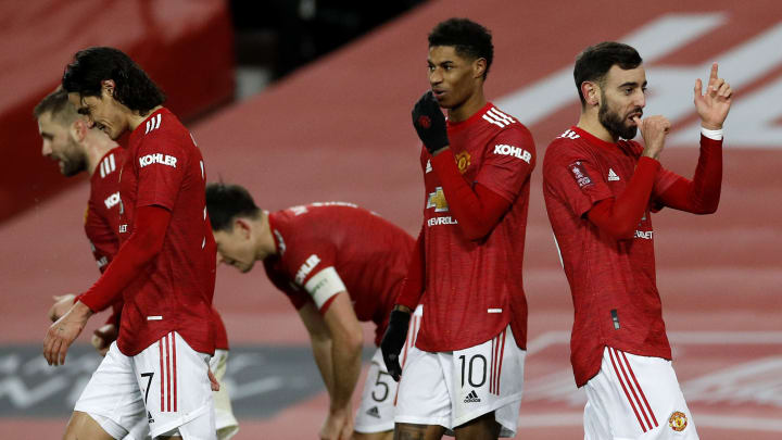 Man Utd Vs Liverpool In Fa Cup Match Report Londondailypost Com